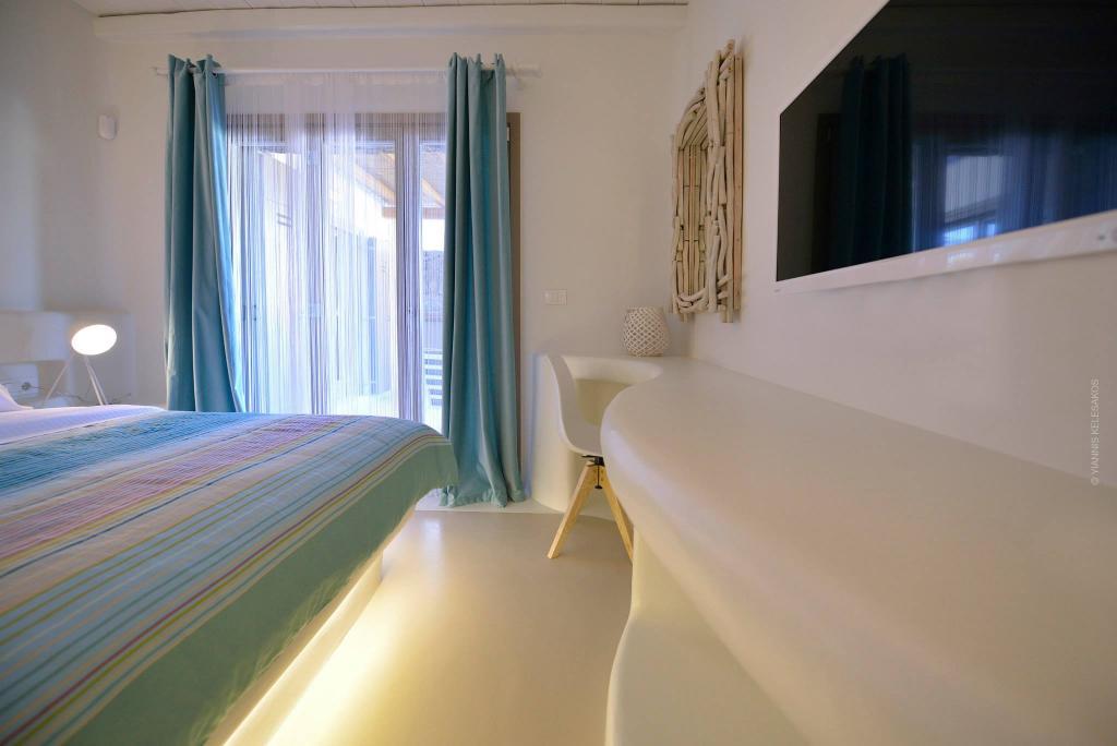 Habanero Margarita - Bedroom