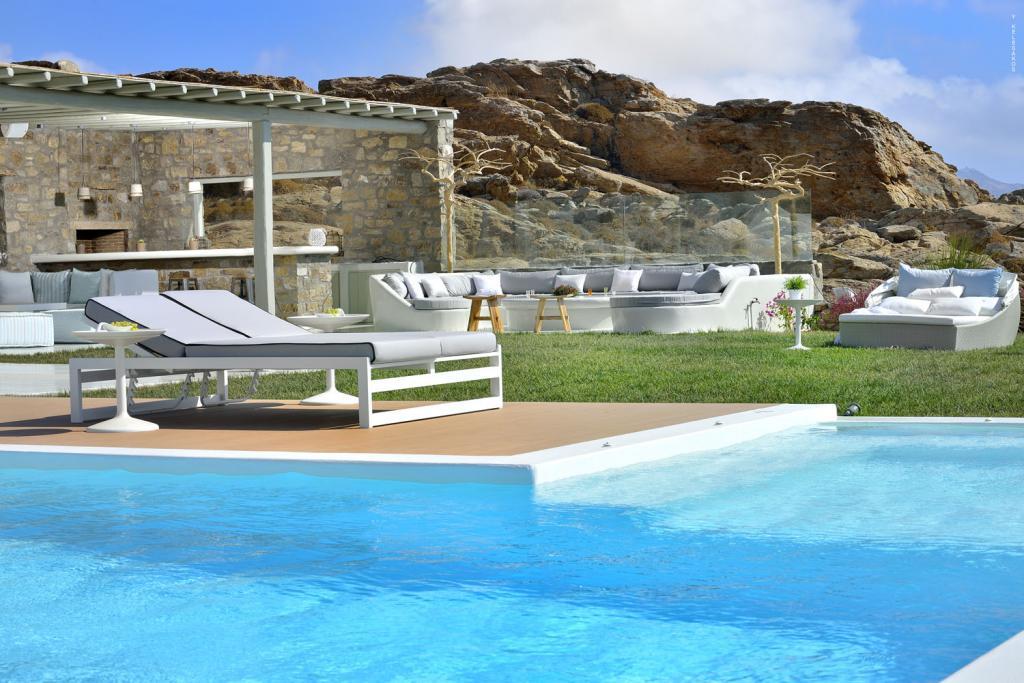 Villa White Lady - External areas