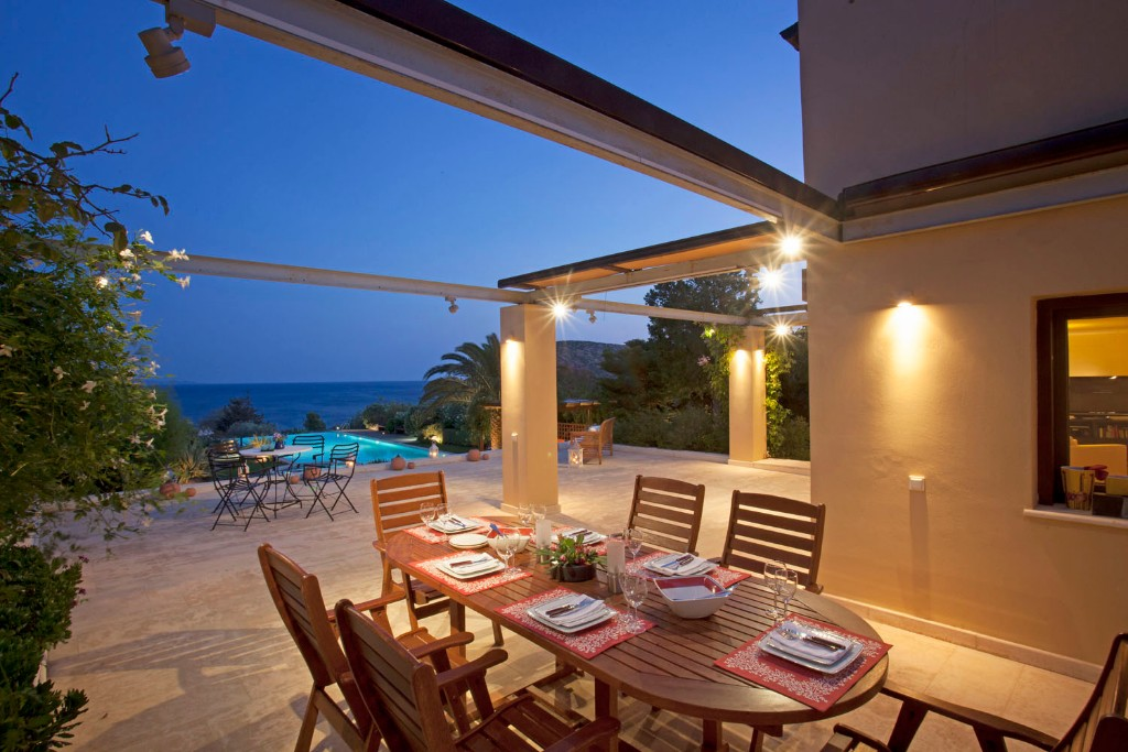DiningViewVeranda