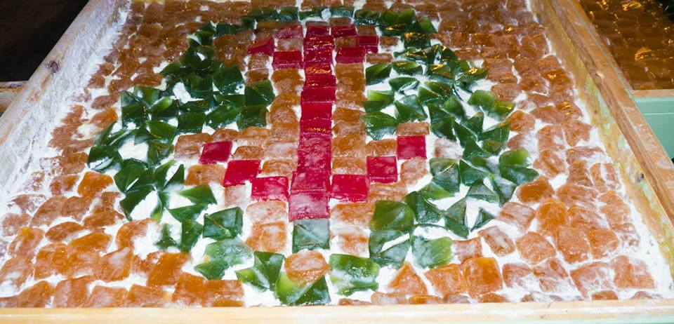 Sweet Mosaic 2 Copyright Loukoumi Festival