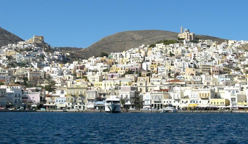 Syros Town 2