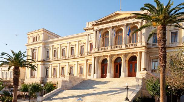 Syros Town 3