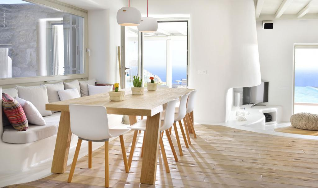 Villa White Lady - Internal Dining