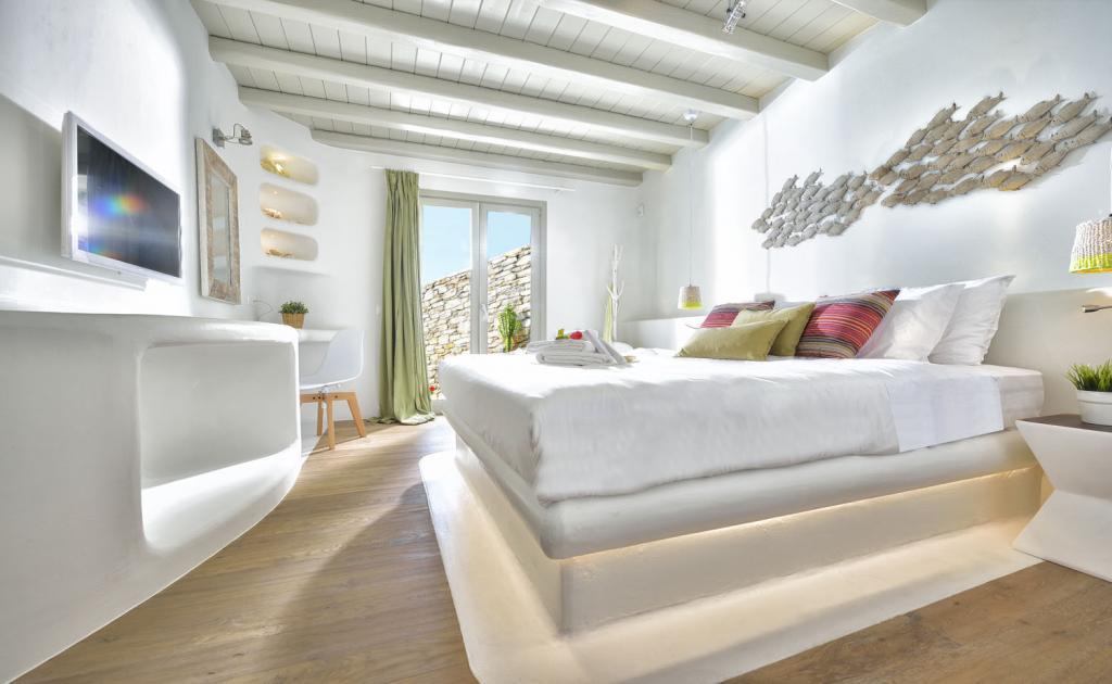 Villa White Lady - Bedroom