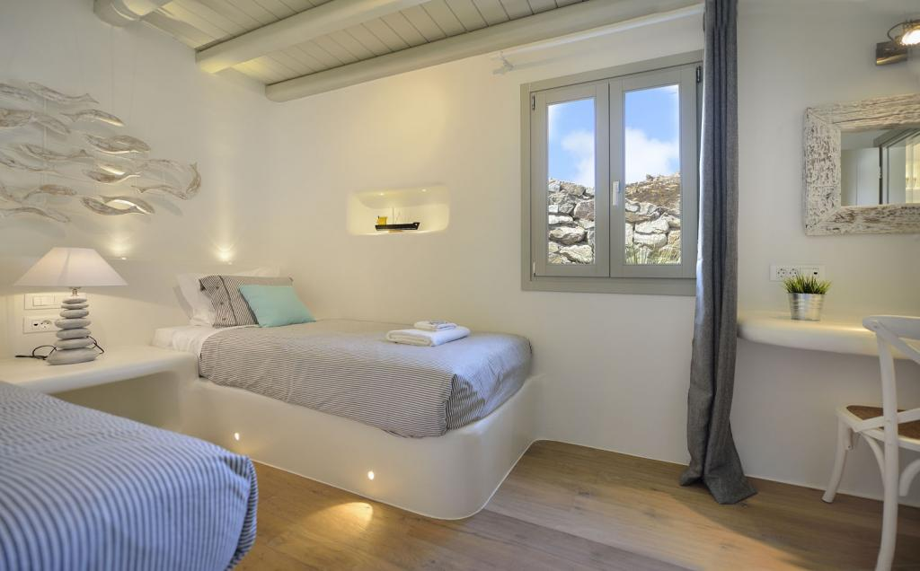Villa White Lady - Guesthouse Bedroom