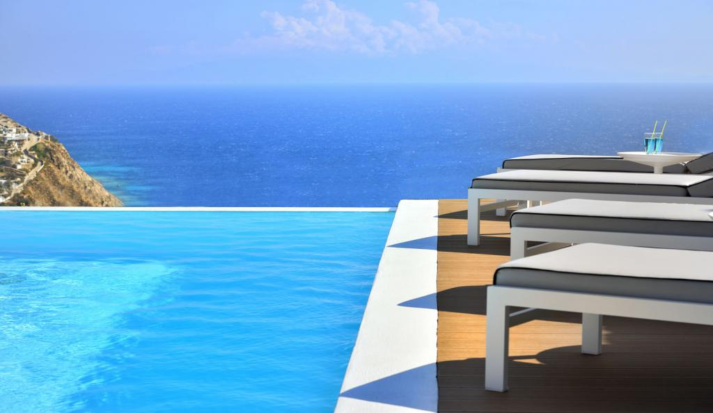 Villa White Lady - Infinity Pool & Views