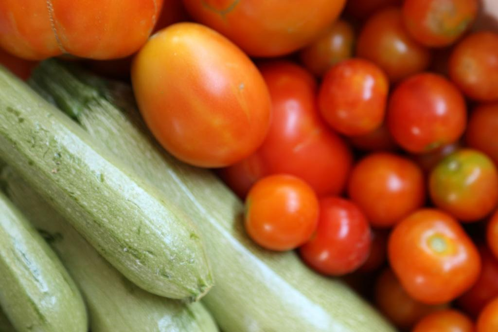 Vegetables Garder